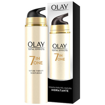 Anti-aging fuktkräm Total Effects Olay (50 ml) Mogen hud