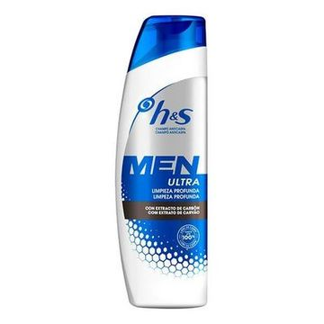 djupt rengörande schampo Head & Shoulders (300 ml)