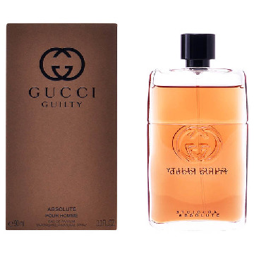 Men's Perfume Gucci Guilty Homme Absolute Gucci EDP