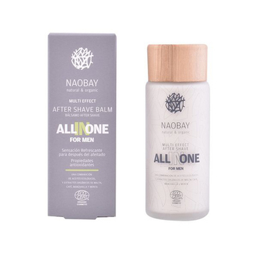 After shave-balm All In One Naobay (100 ml)