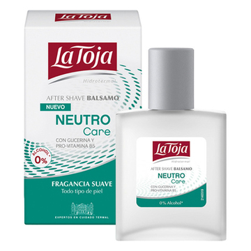 After Shave-kräm Neutro Care La Toja (100 ml)