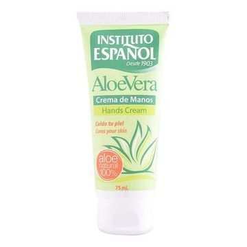 Handkräm Aloe Vera Instituto Español (75 ml)