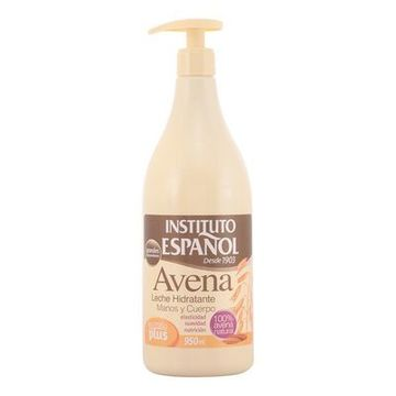 Body Milk Avena Instituto Español (950 ml)