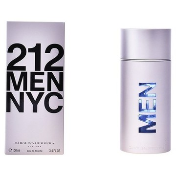 Men's Perfume 212 Carolina Herrera EDT 100 ml