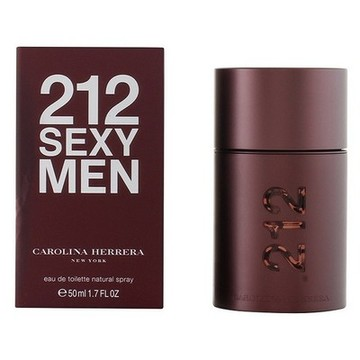 Men's Perfume 212 Sexy Carolina Herrera EDT