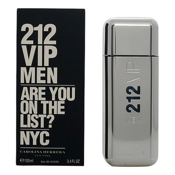 Men's Perfume 212 Vip Carolina Herrera EDT 100 ml