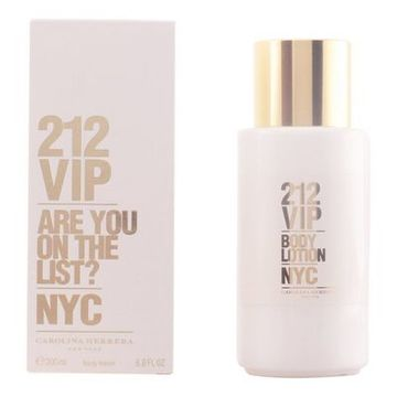 Fuktlotion 212 Vip Carolina Herrera (200 ml)