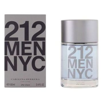 Aftershave Lotion 212 Men Carolina Herrera 100 ml