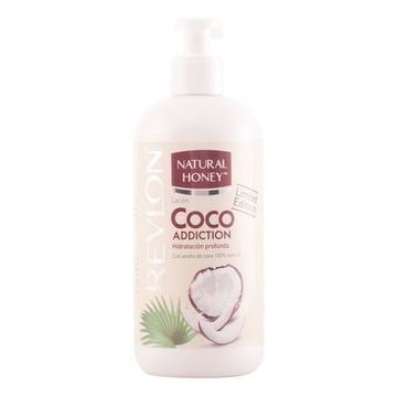 Fuktlotion Coco Addiction Natural Honey (400 ml)