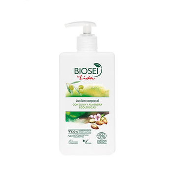Fuktlotion Biosei Oliva Lida (250 ml)