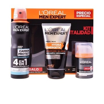 Kosmetikset Herrar Men Expert L'Oreal Make Up (3 pcs)