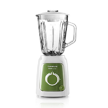 Glasmixer Taurus Prior Glass 1,5 L 600W Vit Green