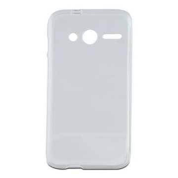 Mobilfodral Alcatel Pixi 4 (4)/orange Rise 31 Flex TPU Transparent