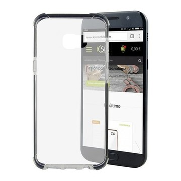 Mobilfodral Galaxy A5 2017 Flex Armor Transparent