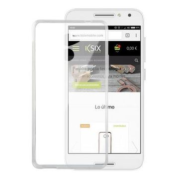 Mobilfodral Alcatel A3 Flex TPU Transparent