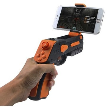 Bluetooth spelpistol Ar Gun Contact Smartphone