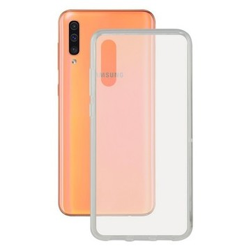 Mobilfodral Galaxy A50 KSIX Flex Transparent