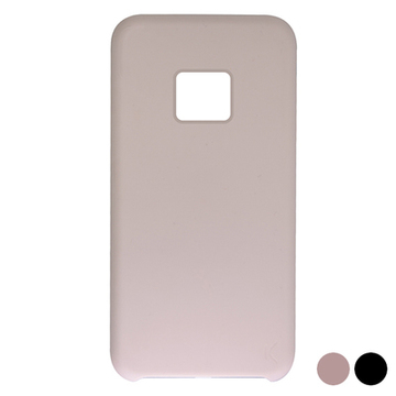 Mobilfodral Huawei Mate 20 Pro Soft Silicone Rosa