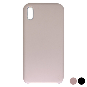 Mobilfodral Iphone Xs Max Soft Silicone Rosa