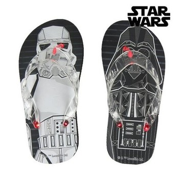Flip-flops med LED-ljus Star Wars 73085