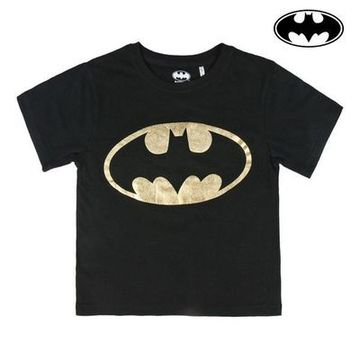 Barn T-shirt med kortärm Batman 73494