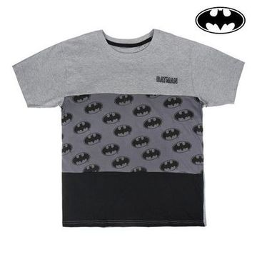 Barn T-shirt med kortärm Batman 73988