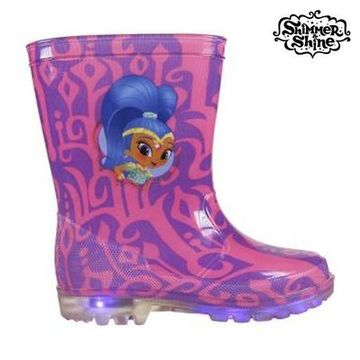 Children's Water Boots with LEDs Shimmer and Shine 72765 23
