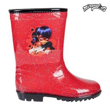 Children's Water Boots Lady Bug 7176 (storlek 27)