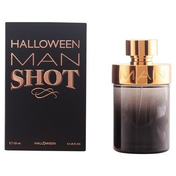 Men's Perfume Halloween Shot Man Jesus Del Pozo EDT 125 ml