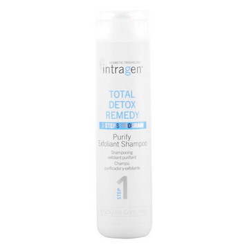 Exfolirating Shampoo Intragen Total Detox Remedy Revlon (250 ml)