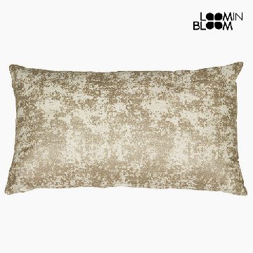 Kudde Champagne (50 x 70 cm) - Cities Samling by Loom In Bloom