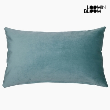 Kudde Polyester Green (30 x 50 x 10 cm) by Loom In Bloom