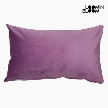 Kudde Polyester Rosa (30 x 50 x 10 cm) by Loom In Bloom