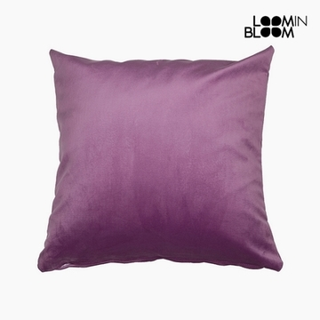 Kudde Polyester Rosa (45 x 45 x 10 cm) by Loom In Bloom
