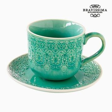 Infusionskopp Porslin Green by Bravissima Kitchen