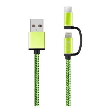 USB-kabel till iPad/iPhone REF. 101110