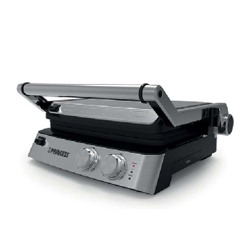 Grillplatta Princess as 117300 2000W Svart