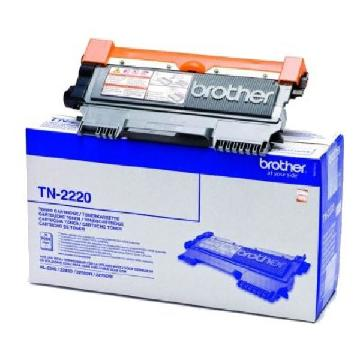 Original Toner Brother TN2220 Svart