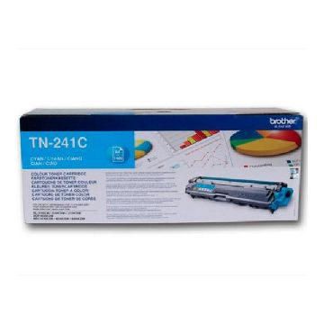 Original Toner Brother TN241C Turkos