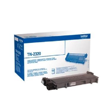 Original Toner Brother TN2320 Svart