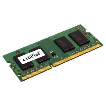 RAM-minne Crucial IMEMD30140 CT102464BF160B 8 GB 1600 MHz DDR3L-PC3-12800