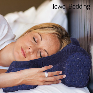 Viskoelastisk antirynkkudde Jewel Bedding
