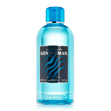 Men's Perfume Gentleman Luxana EDT 1000 ml