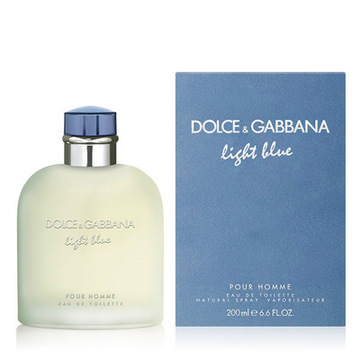 Dolce & Gabbana  Light Blue Pour Homme EDT Spray 125ml
