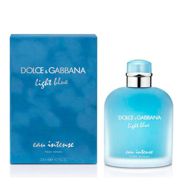 Dolce & Gabbana  Light Blue Eau Intense Pour Homme EDP Spray 50ml