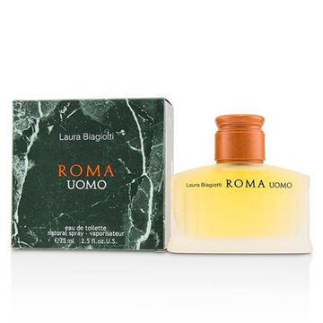 Laura Biagiotti Roma Uomo EDT Spray 125ml