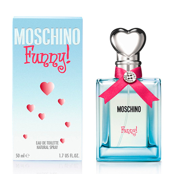 Parfym Damer Funny Moschino EDT
