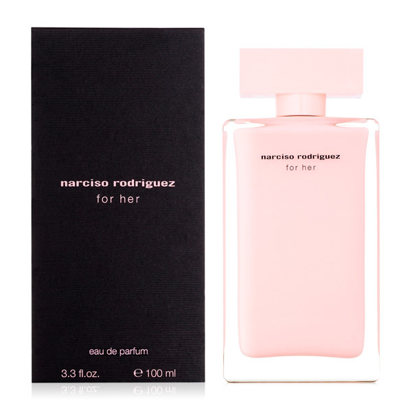 For Her Narciso Rodriguez Parfym | Nordicfeel