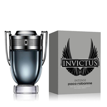 Men's Perfume Invictus Intense Paco Rabanne EDT 150 ml