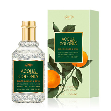 Unisex Perfume Acqua 4711 EDC Blood Orange & Basil 170 ml